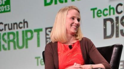 Yahoo-Chefin Marrisa Mayer ist wohl hauptverantwortlich für den Deal mit Mozilla.