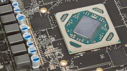 VRMs und GPU der Radeon RX 480