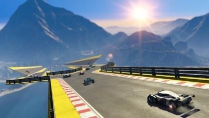 GTA 5 - Cunning Stunts