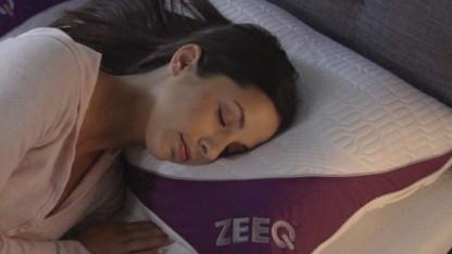 Keine Chance für Schnarcher: das smarte Kissen Zeeq