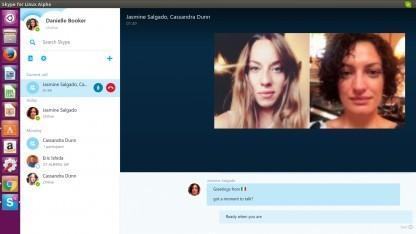 Skype für Linux ist jetzt eine Web-App.