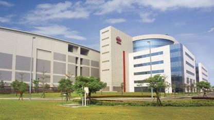 Fab 14A im Tainan Science Park