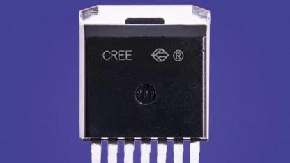Wolfspeed 1700 V SiC-MOSFET