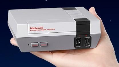 Das Nintendo NES Classic ist gehackt.