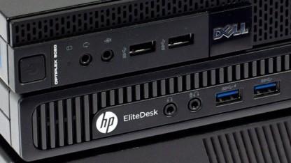 Rechnereinkäufe werden in Großbritannien und Nordirland teurer.