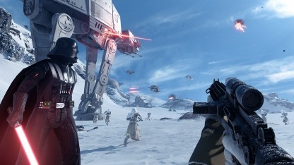 Artwork von Star Wars Battlefront