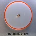 SK Hynix: HBM2-Stacks mit 4 GByte ab dem dritten Quartal verfügbar