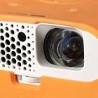 Benq GS1: LED-Beamer für den Campingeinsatz