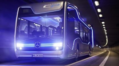 Future Bus für die Flughafenverbindung