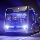 Future Bus: Mercedes-Benz lässt Stadtbus autonom mit 70 km/h fahren
