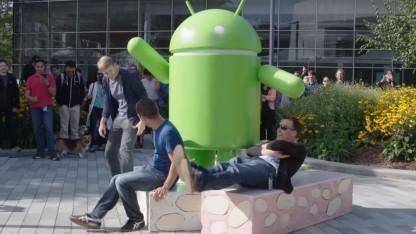 Android 7.0 alias Nougat ist für den Spätsommer geplant.