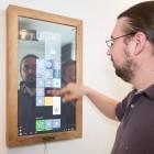 Dirror angeschaut: Der digitale Spiegel, der ein Tablet ist