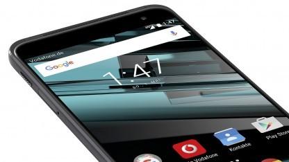 Das neue Smart Platinum 7 von Vodafone