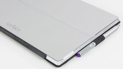 Das Surface Pro 3 mit Simplo-Akku zeigt bei vielen Anwender Probleme.