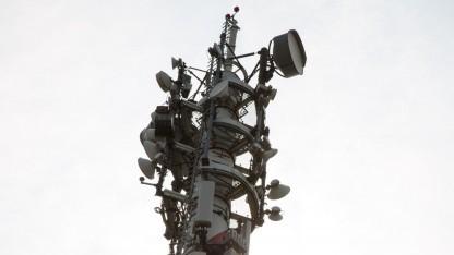 4.5G-Antenne in Deutschland - wird Teil des 5G-Netzes