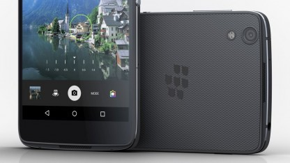 Das neue Blackberry DTEK50