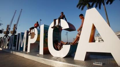 Olympisches Dorf in Rio de Janeiro
