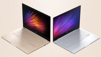 Xiaomi hat die Mi-Notebook-Air-Reihe vorgestellt.
