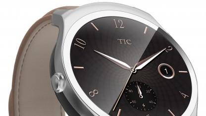Mobvois neue Smartwatch: die Ticwatch 2