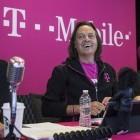 John Legere: T-Mobile sieht eigenes Mobilfunknetz von Google und Facebook
