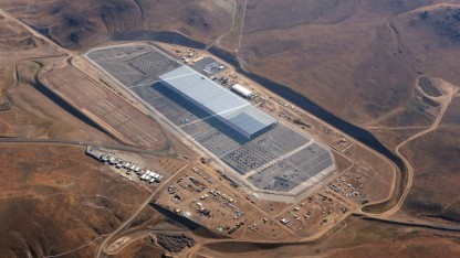 Samsung S8 Teslas Gigafactory: ak...