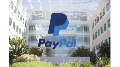 Paypal hat Probleme.