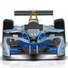 Formel E: Die Elektrorenner bekommen einen futuristischen Frontflügel