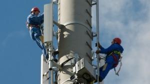 LTE-Sendemast in Kyritz/Brandenburg
