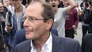 Markus Ulbig wurde zur Fahndung ausgeschrieben, um eine Sicherheitslücke zu demonstrieren.