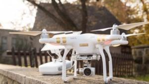 Quadcopter von DJI