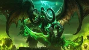 Artwork der Erweiterung Legion für World of Warcraft