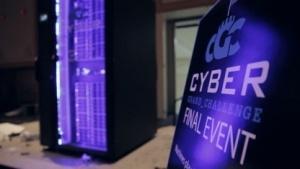 Die US-Militärforschungsbehörde DARPA veranstaltet in Las Vegas das Finale die Cyber Grand Challenge.
