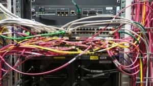 Netztechnik bei Vodafone