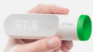 Withings Thermo misst in zwei Sekunden