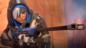 Ana in Overwatch