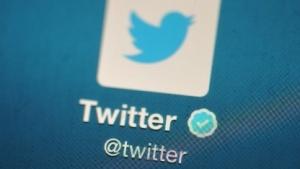Auch Twitter selbst hat ein blaues Häkchen