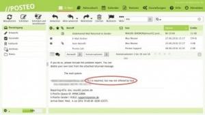 Eine TLS-Versandgarantie für E-Mails - eigentlich keine schlechte Idee, aber nicht jeder unterstützt den uralten Verschlüsselungsstandard.