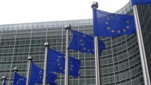 Hauptgebäude der EU-Kommission in Brüssel