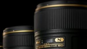AF-S Nikkor 105 mm 1:1,4E ED