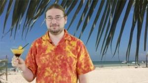 Golem.de-Redakteur Tobias Költzsch in Urlaubsstimmung