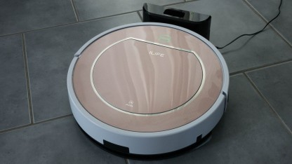 Ilife V7S Smart Robotic Vacuum Cleaner