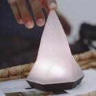 Peak: Smarte Lampe soll Nutzer zum Erfolg quatschen