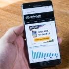 Samsung: Display des Galaxy Note 7 ist offenbar nicht kratzfest