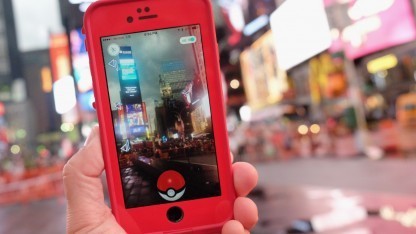 Pokémon Go in New York