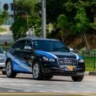 Autonomes Fahren: Singapur bekommt fahrerlose Taxis