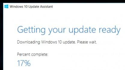 Der Update Assistant ist für ungeduldige Windows-10-Nutzer geeignet.