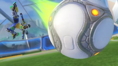 Lucioball in Overwatch