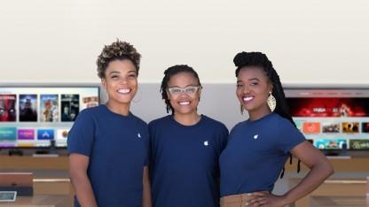 Angestellte von Apple