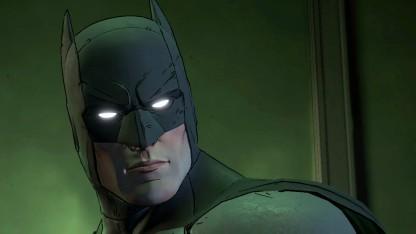 Batman im Comic-Adventure von Telltale Games