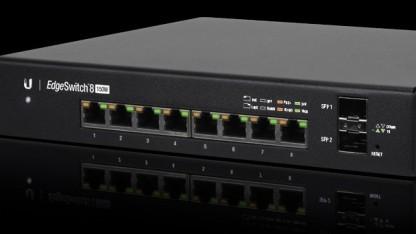 Der ES-8-150W bietet ein hohes Powerbudget und einige interessante Optionen.